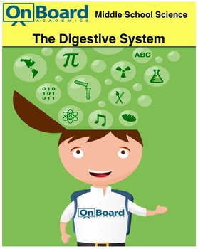 The Digestive System-Interactive Lesson