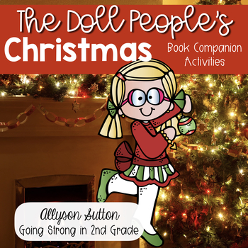 The Doll People's Christmas Book Companion Activities