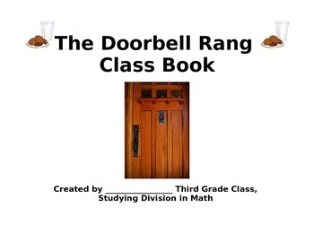 The Doorbell Rang Class Book Cover