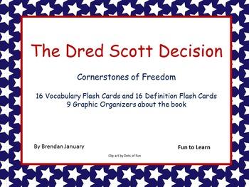 The Dred Scott Decision  ~ Cornerstones of Freedom Book