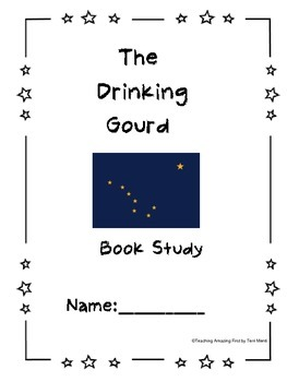 The Drinking Gourd: A Story of the Underground Railroad Bo