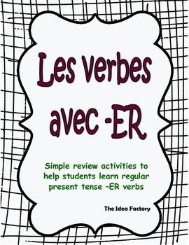 The ER verb book