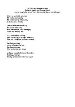The Earplug Song
