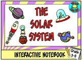 The Solar System Interactive Notebook