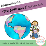 """The Earth and I"" written by Frank Asch Mini Unit"