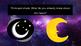 The Earth's moon powerpoint presentation