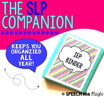 Editable SLP Companion
