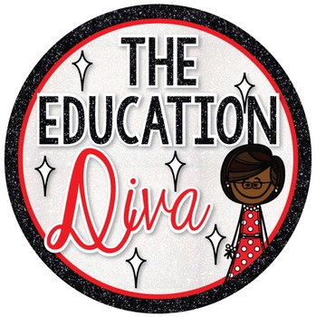 The Education Diva Button