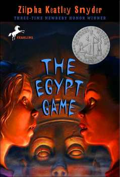 """The Egypt Game"" - Chapters 9-14 Test"