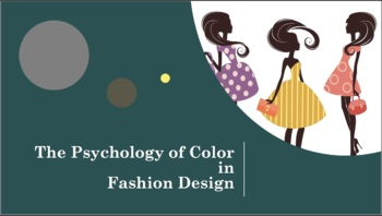 The Element of Color in Fashion