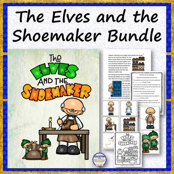 The Elves and the Shoemaker Bundle