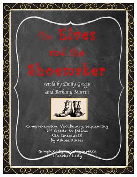 The Elves and the Shoemaker - Imagine It!  Vocabulary, Com