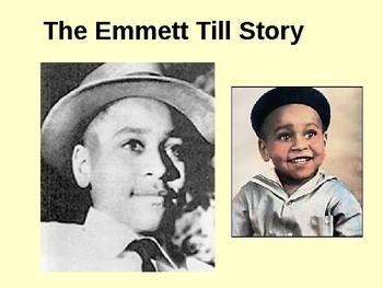 The Emmett Till Story and Quiz