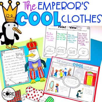 The Emperor's Cool Clothes Read-Aloud Activity