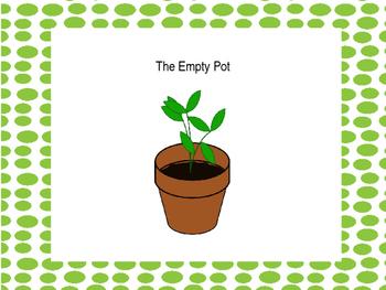 The Empty Pot- Literary Think Aloud