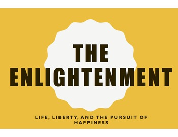 The Enlightenment - A Biography, Philosophy, and History L