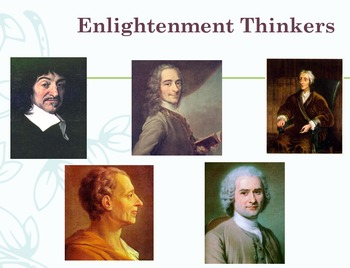 The Enlightenment PoewrPoint and Student Companion