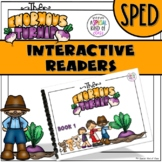 The Enormous Turnip Interactive Easy Reader Books