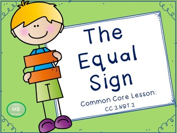 The Equal Sign Lesson