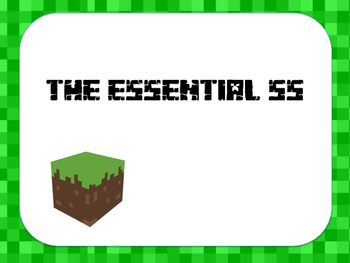 The Essential 55 Minecraft Theme