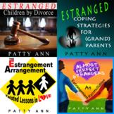 Estrangement 4 Pack ~ Comprehensive, Riveting & True. This