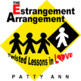 Estrangement 4 Pack = It's the NEW Silent Social Epidemic.