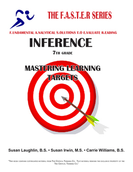 The F.A.S.T.E.R. Series - Inference - Mastering Learning Targets
