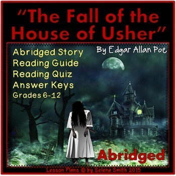 The Fall of the House of Usher - Abridged