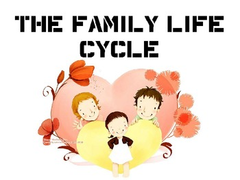 The Family Life Cycle Powerpoint for FCS Interpersonal Studies
