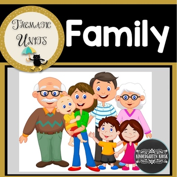 The Family Thematic Unit