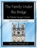 THE FAMILY UNDER THE BRIDGE Natalie Savage Carlson  - Disc