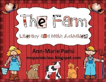 The Farm Thematic Unit