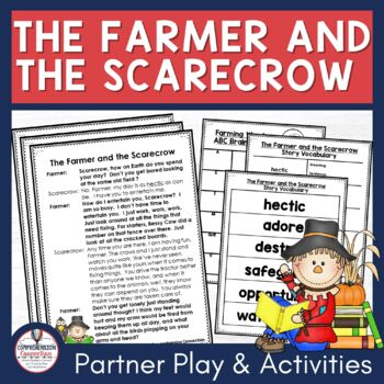 Partner Script: Scarecrows and Fall