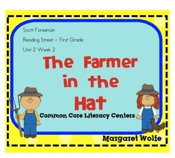 The Farmer in the Hat Rdg Street Unit 2 Week 2  Common Cor