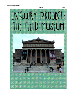 The Field Museum Project - Exhibit Investigation for to AL