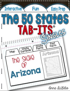 The Fifty States Tab-Its™