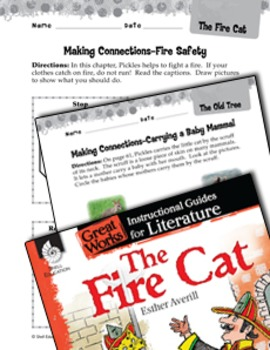 The Fire Cat Making Cross-Curricular Connections