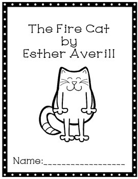 The Fire Cat Workbook