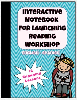 Interactive Notebook for Launching Reading Workshop gr. 2-
