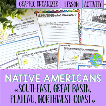 Native Americans - Southeast, Great Basin, Plateau, Northw