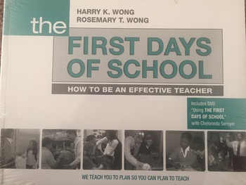 The First Days of School: How to Be an Effective Teacher /