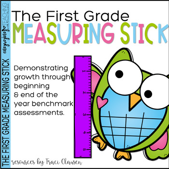 Beginning and End of the Year Assessment - The First Grade