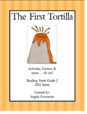 The First Tortilla Reading Street Grade 2 2011 & 2013 Series