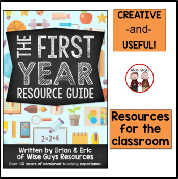First Year Teacher: Resource Guide