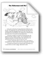 The Fisherman and His Wife/El pescador y su mujer