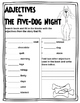 The Five-Dog Night by Eileen Christelow - Book Study