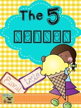 The Five Senses, Interactive and Hands On Science Unit