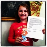 "The"" Flat Stanley Project Letter"
