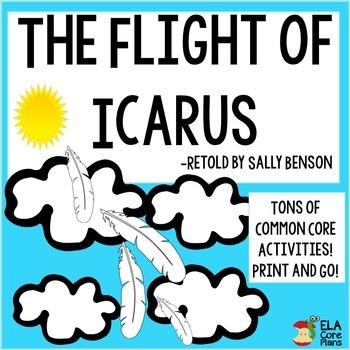 The Flight of Icarus Teaching Unit
