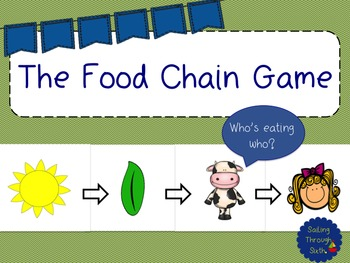 The Food Chain Game